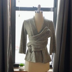 Anthropologie Robin kimono cardigan sweater